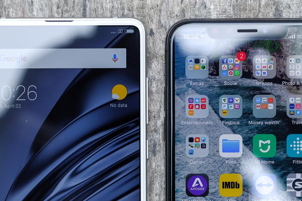 A expansão dos celulares Xiaomi x a força de marca da Apple