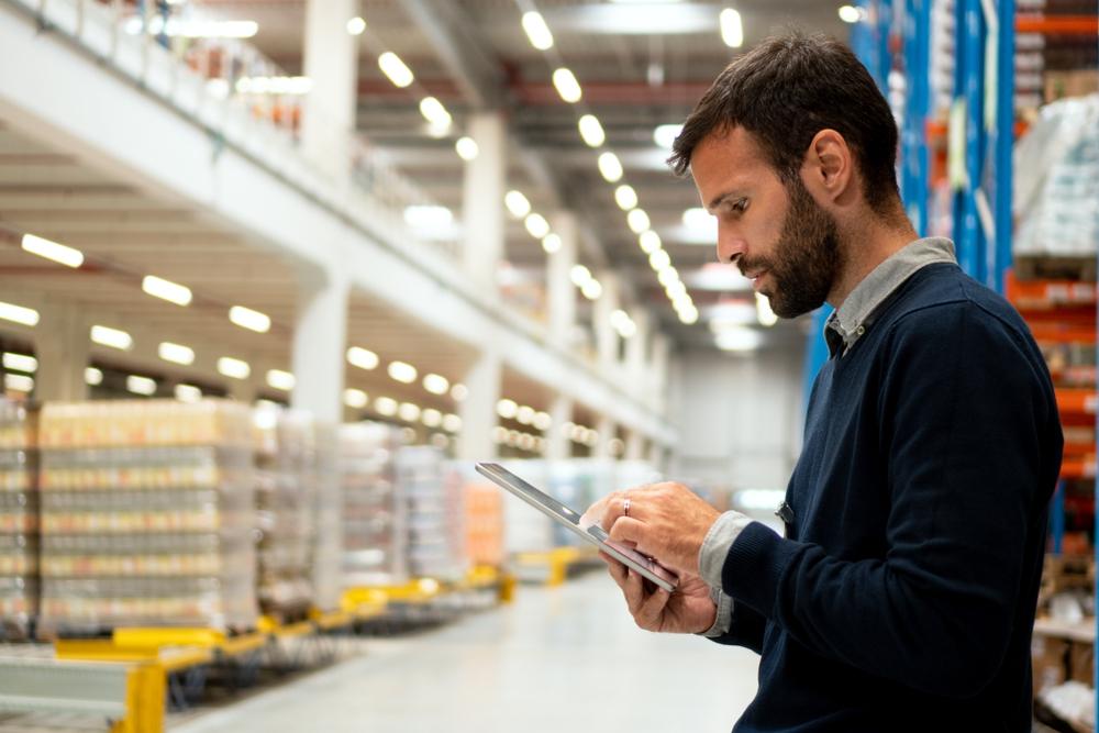Gerenciamento de estoque com aumento da demanda online