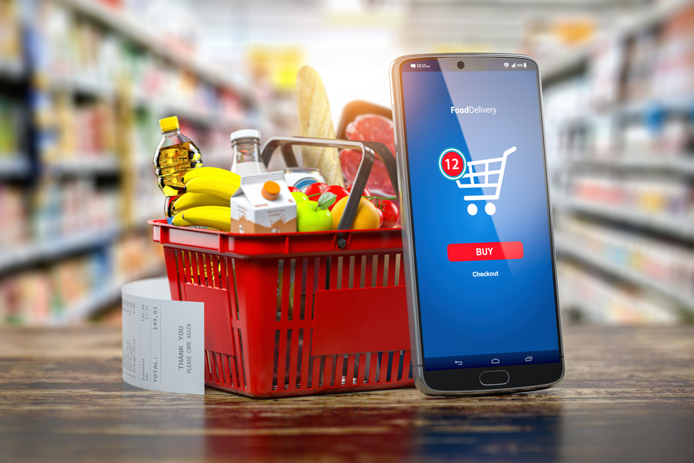 Supermercado online: o boom de e-commerce