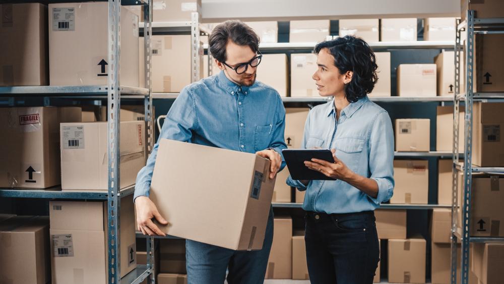 Como eliminar erros na gestão de estoque no e-commerce B2B?